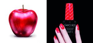 Webpagina Red apple